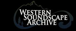 Western Soundscape Archive Logo